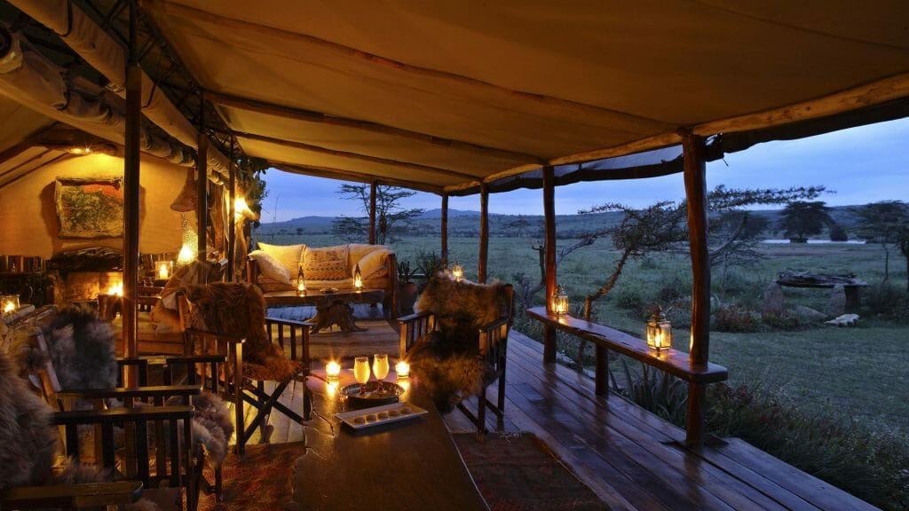 Main Lounge with View, Enasoit, Laikipia, Kenya