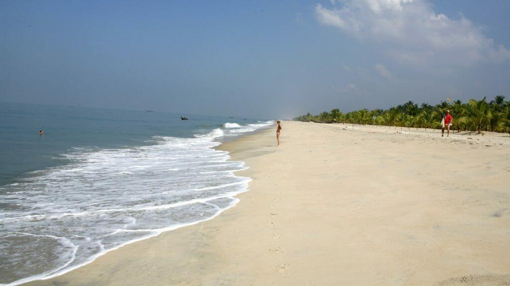 Marari Beach, Marari Beach Resort, Kerala, India