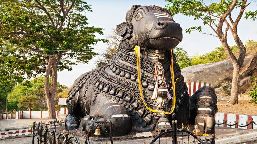 Nandi's Bull, Mysore, India