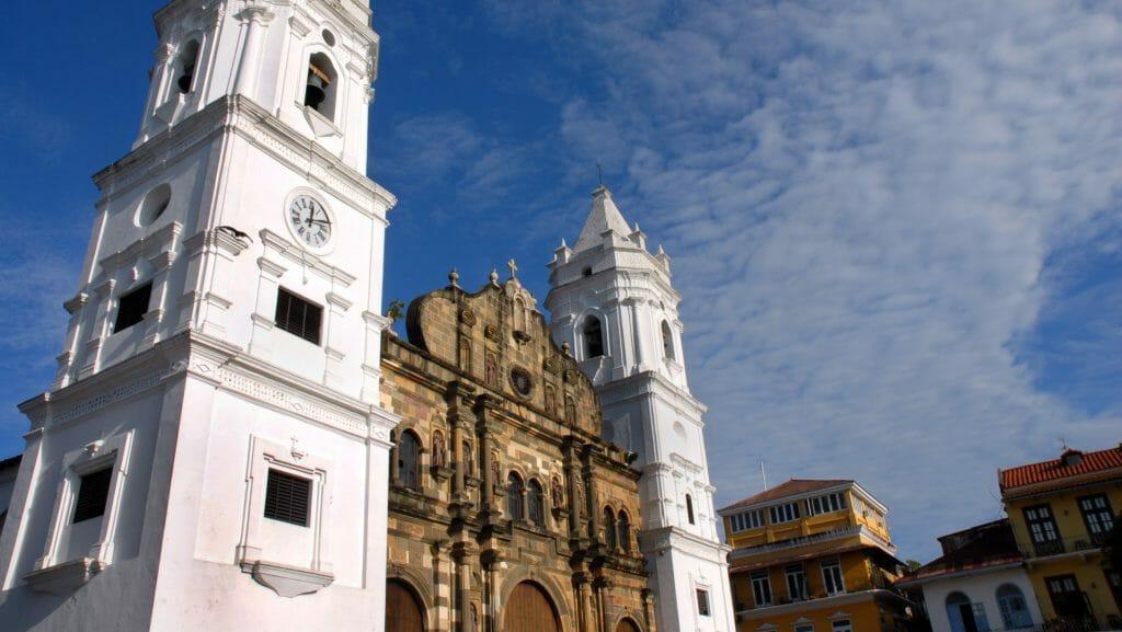 Panama Cathedral, Panama City, Panama