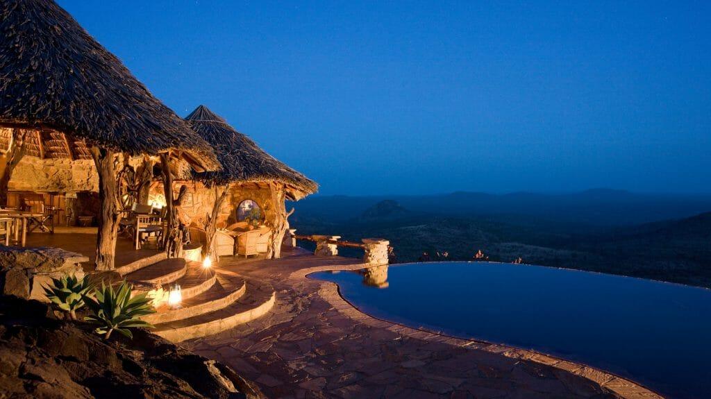 Pool with a View, Ol Malo, Laikipia, Kenya