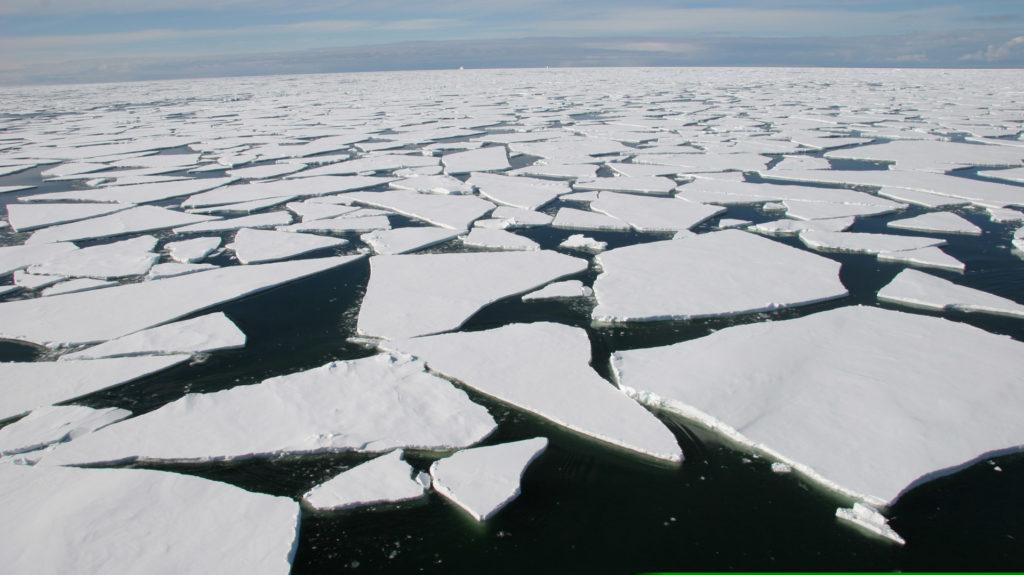 Ross Sea & East Antarctica, Antarctica