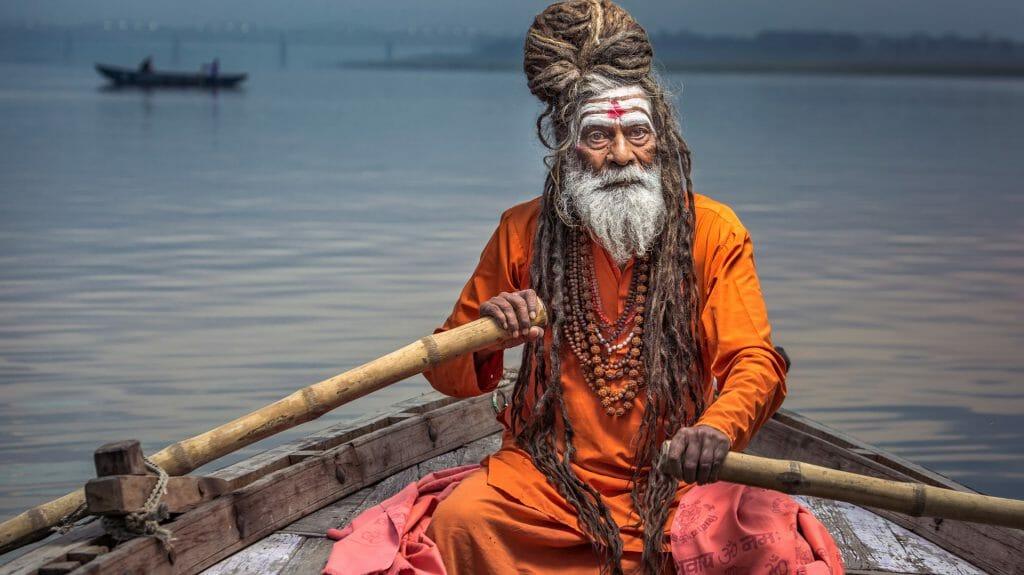 Sadhu,Varanasi, India