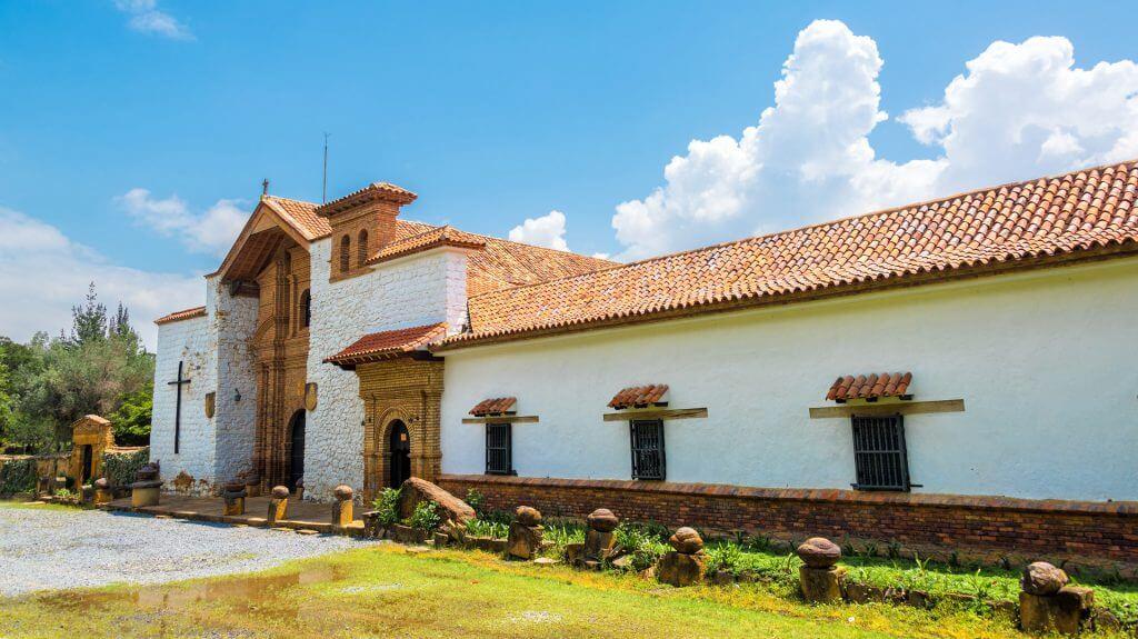 Santa Ecce Homo Monastery, Villa de Leyva, Colombia