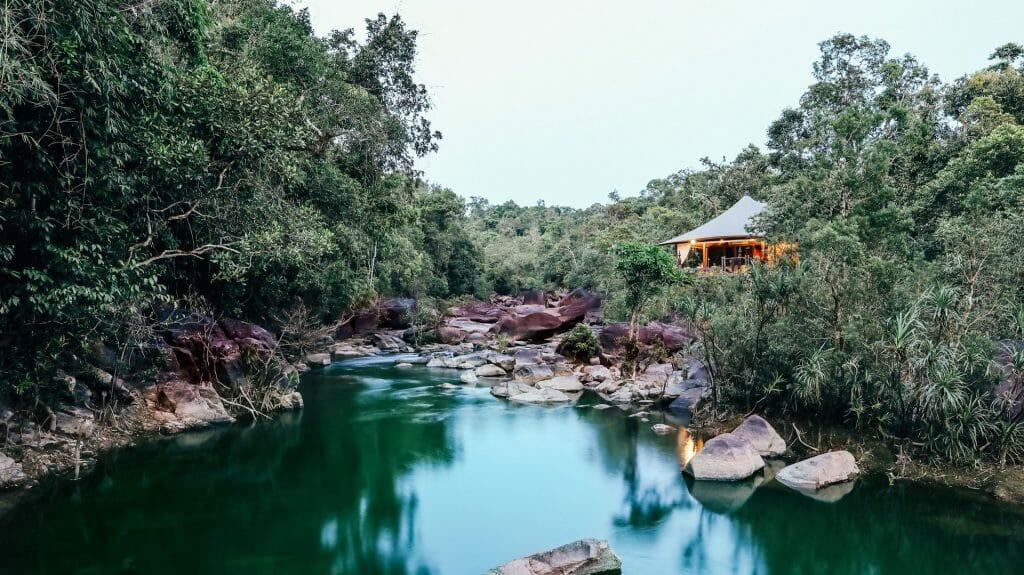 Shinta Mani Wild, Cardamom Mountains, Cambodia