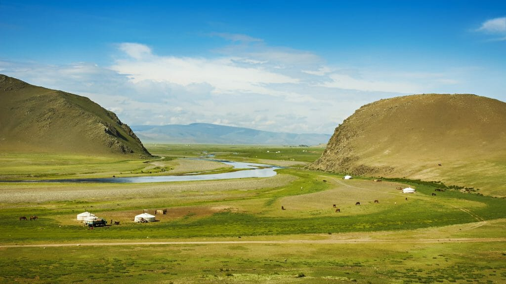 Steppes, Mongolia