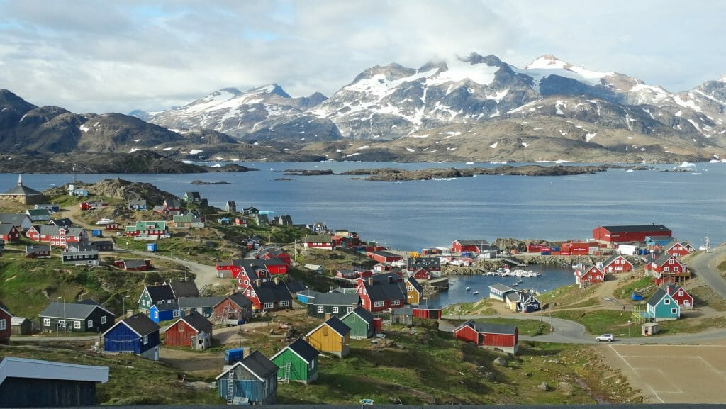 Tasiilaq, Greenland @Rick Guthke