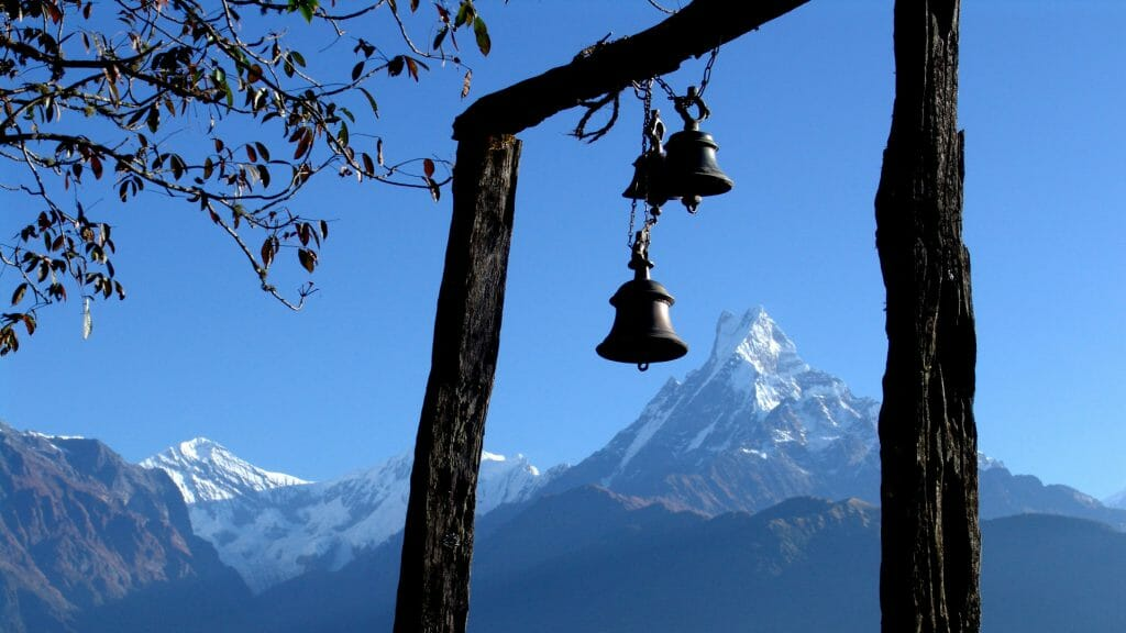 Temple Bell, Annapurna, Nepal