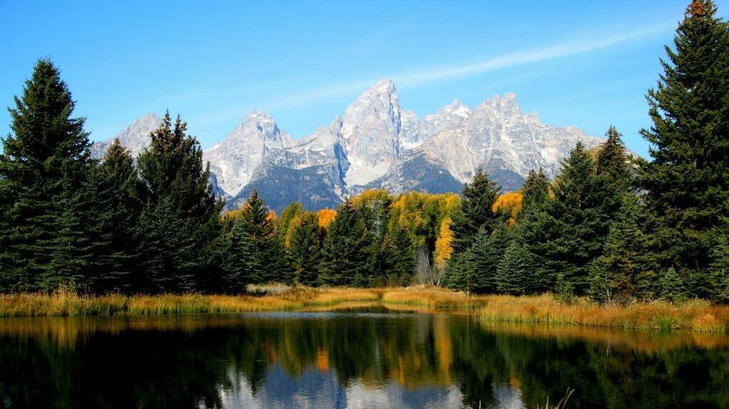 Teton National Park, Wyoming, USA