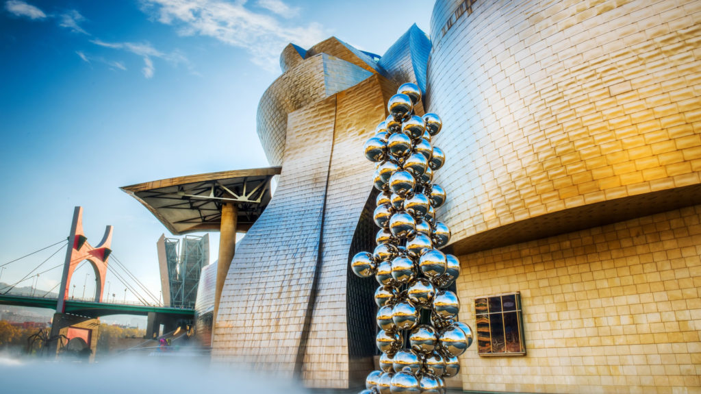 The Guggenheim Museum, Bilbao, The Basque Country, Spain 367013576