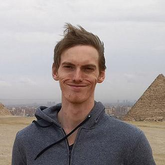 Tom Frost, Egypt