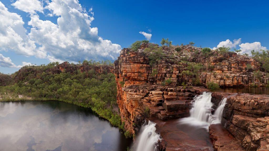 True North Boat, Eagle Falls, The Kimberley, Western Australia