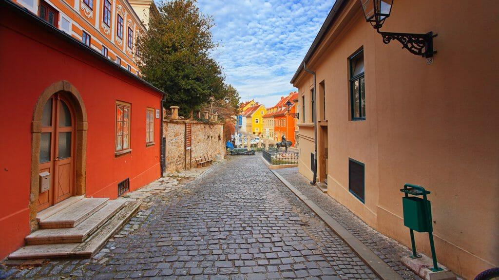 Upper Town, Zagreb, Croatia
