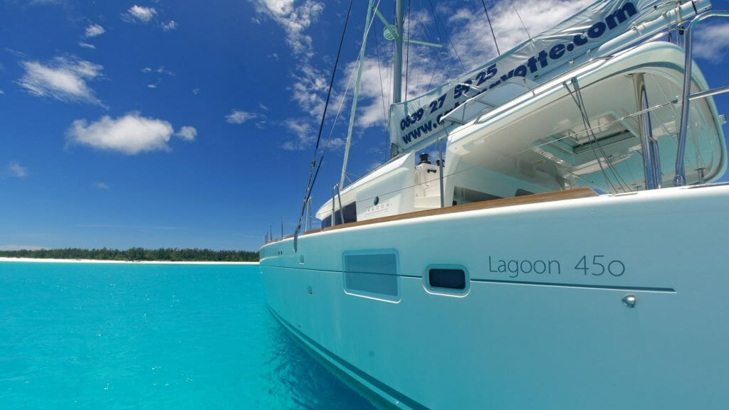 Yacht charter, Ibo Island, Mozambique