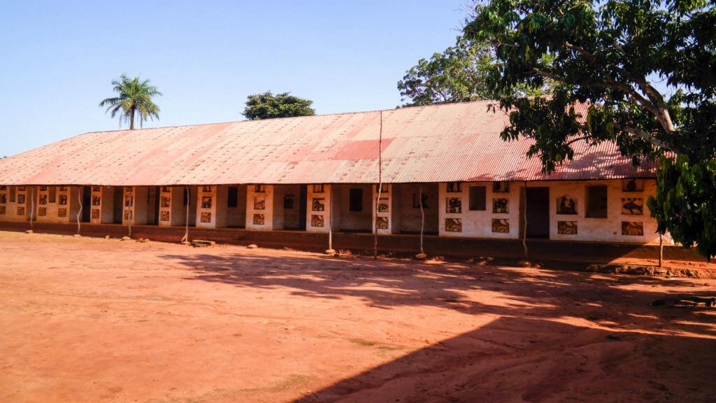 Abomey Palace, Benin