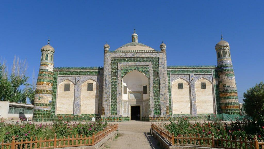 Apak Hoja Mazzar, Kashgar, China