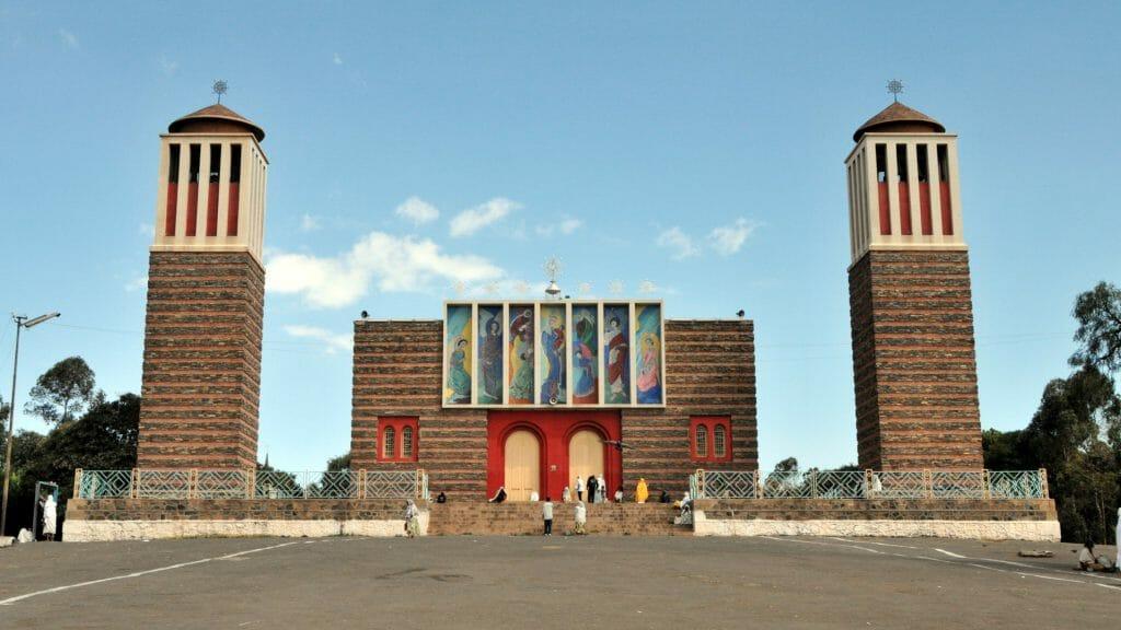 Cathedral, Asmara, Eritrea