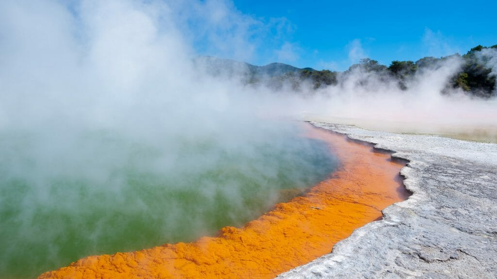 Champagne Pool, Wai O Tapu, New Zealand