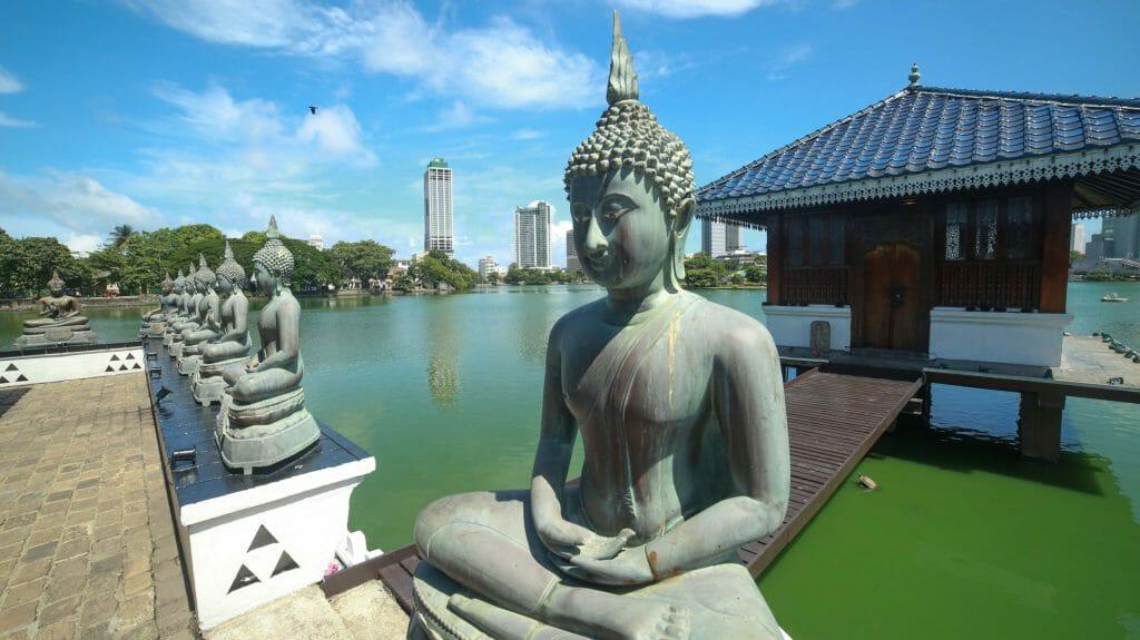 Colombo City Walk with Mark Forbes, Colombo, Sri Lanka