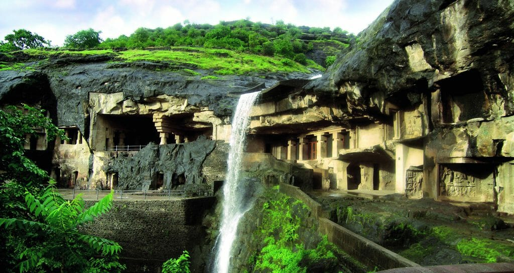 Ellora, Deccan Odyssey Train, Rajasthan, India