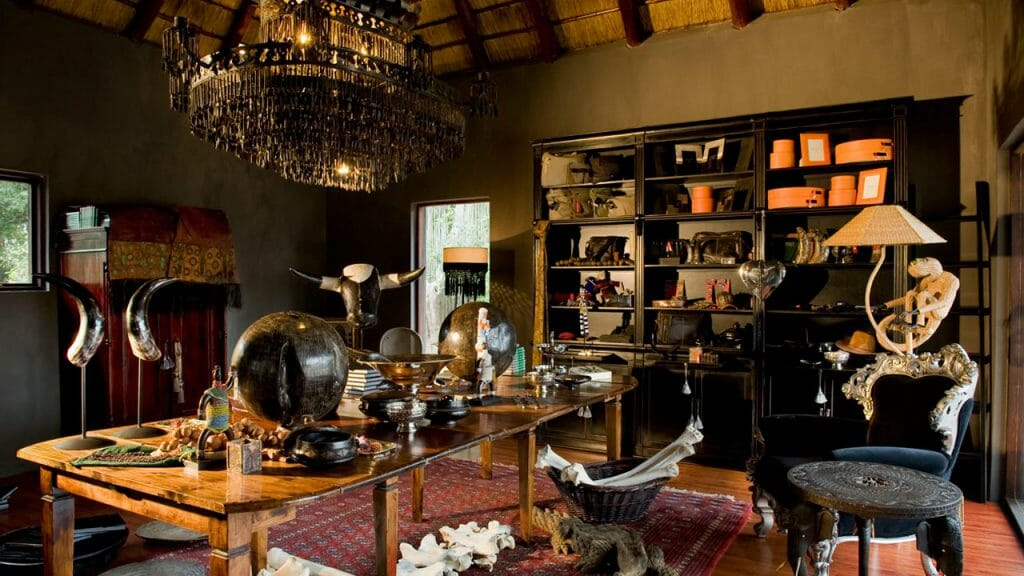 Gift Shop, Chitwa Chitwa, Kruger National Park, South Africa