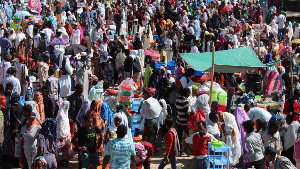 Market, Keren, Eritrea