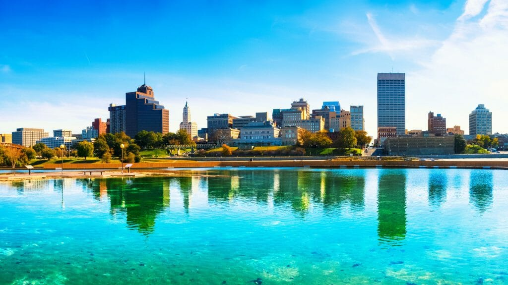 Memphis, Tennessee, Deep South, USA