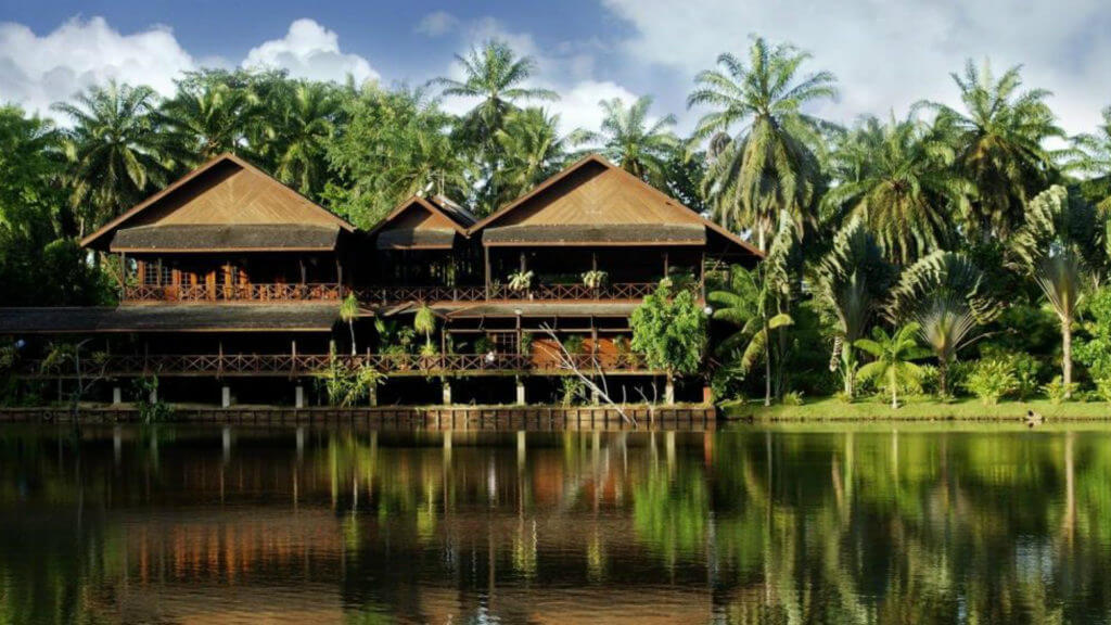 Sepilok Nature Resort, Malaysian Borneo