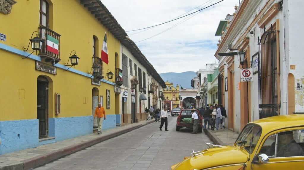 Street Shot, San Christobal, Chiapas, Mexico
