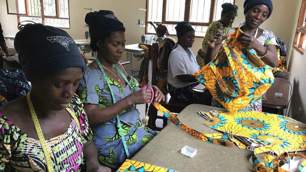 Fallen Rangers textiles women