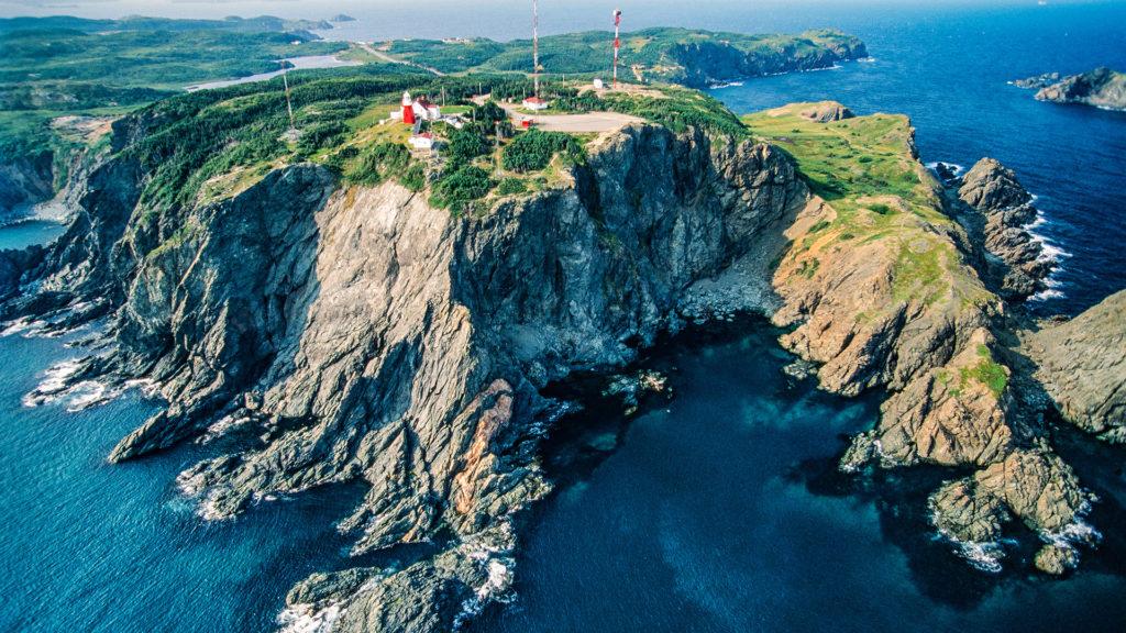 Long Point Lighthouse, Twillingate, Newfoundland, Canada