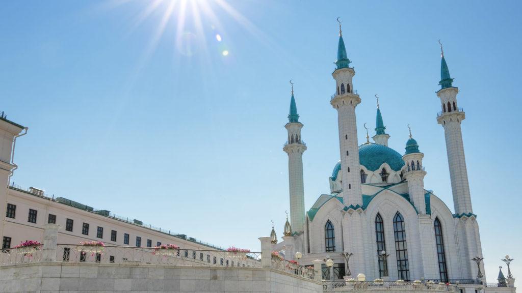 Qol Sharif Mosque, Kazan, Russia