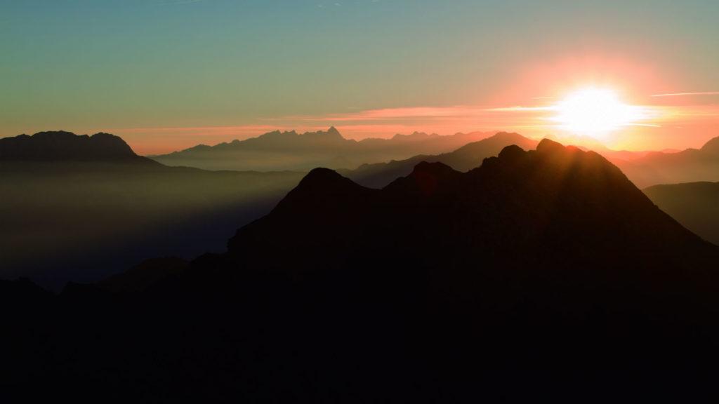 The Cantabrian Mountains, Asturias, Spain