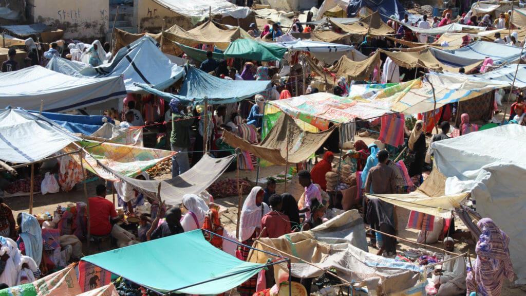 Keren Monday Market, Eritrea, Illona FAM 2018