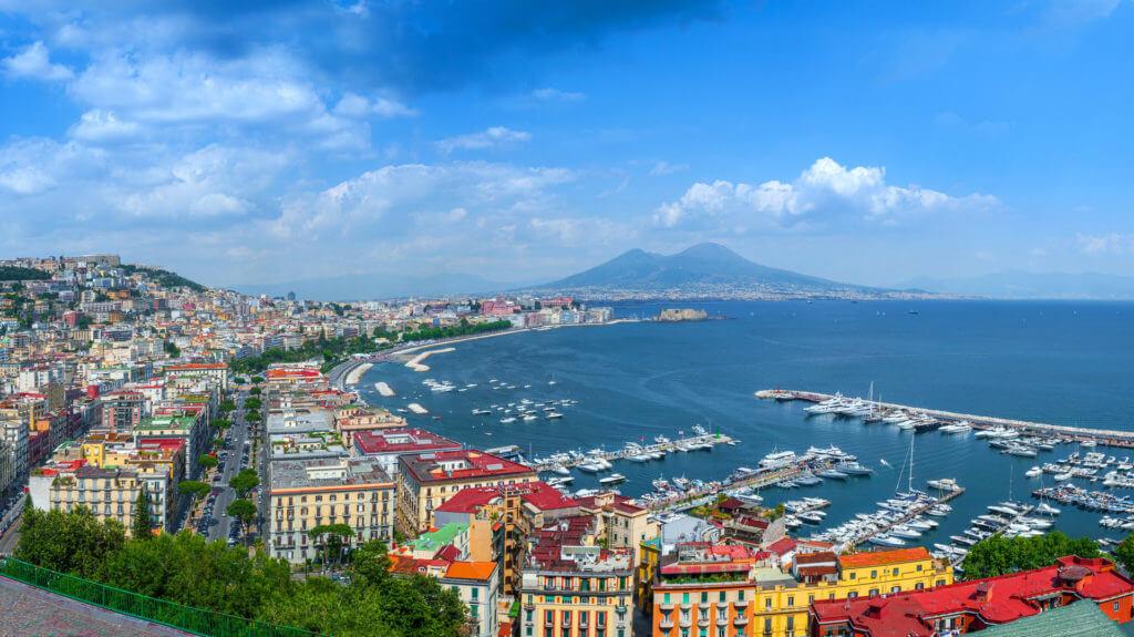 Naples, Italy, Eurasia