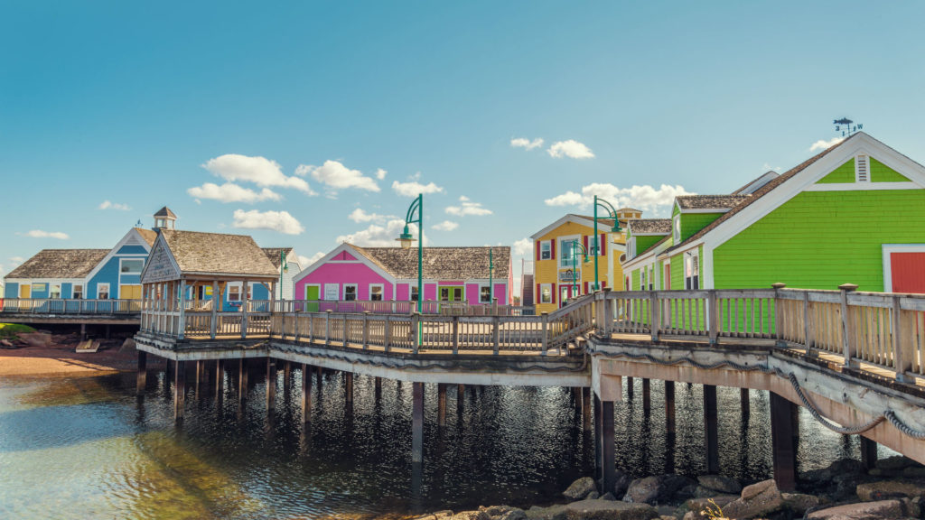 Prince Edward Island, Canada, Maritimes
