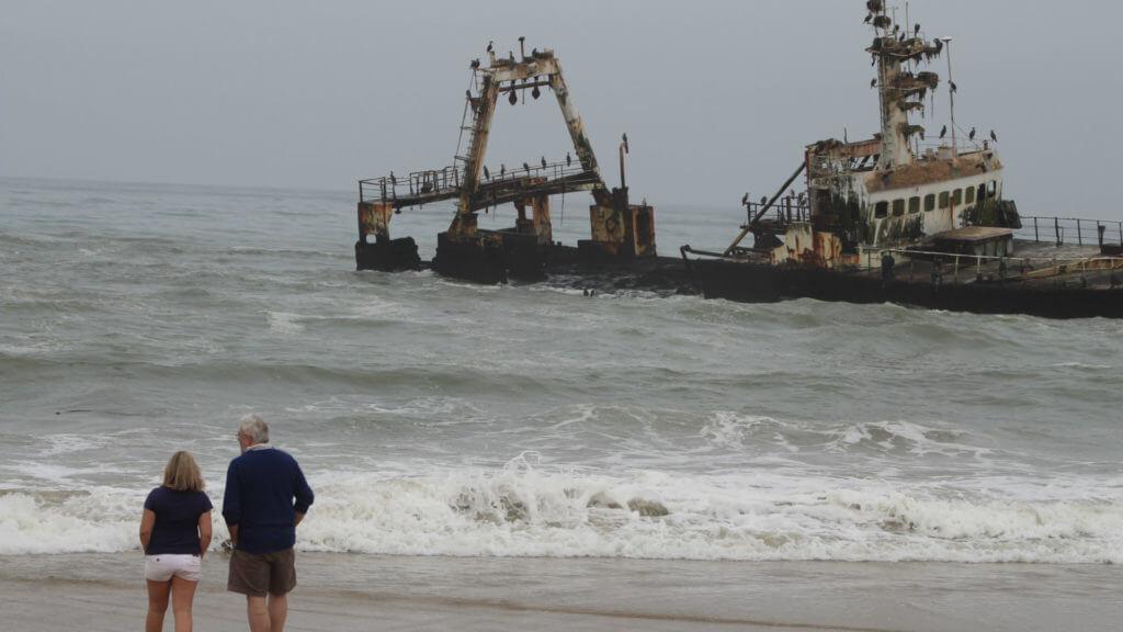 Shipwreck, Skeleton Coast, Namibia, Illona FAM 2018