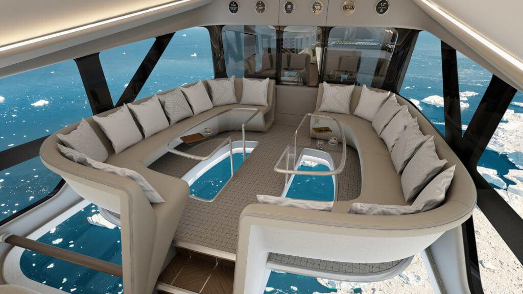 Oceansky airship