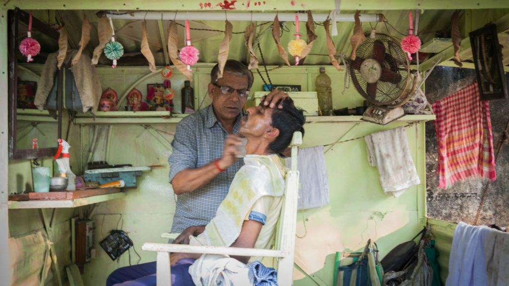 Barber, Chandenmagor, India, Exotic Heritage