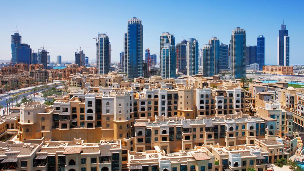 Cityscape, Dubai, United Arab Emirates