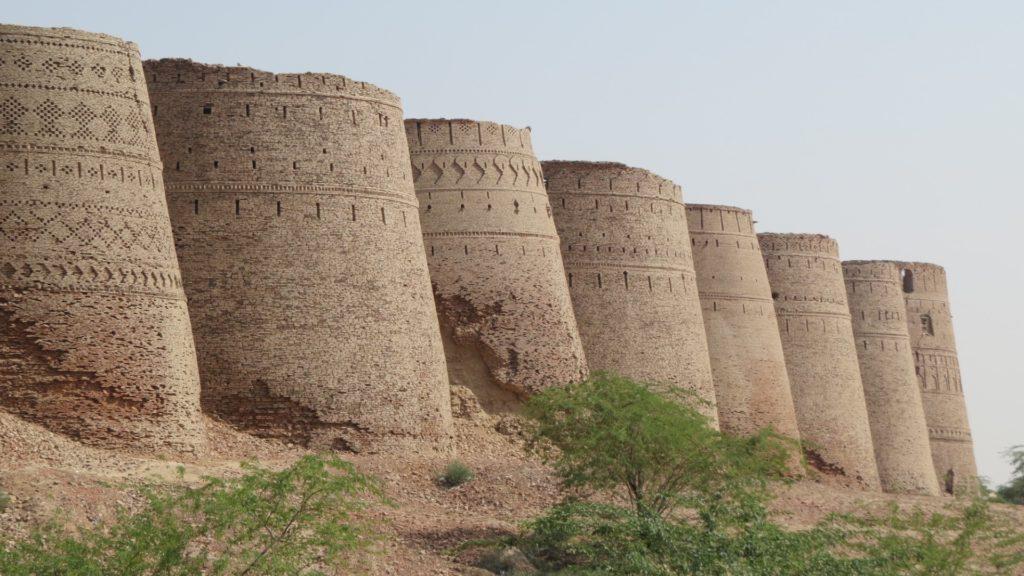 Derawar Defense Walls, Sindh, Pakistan