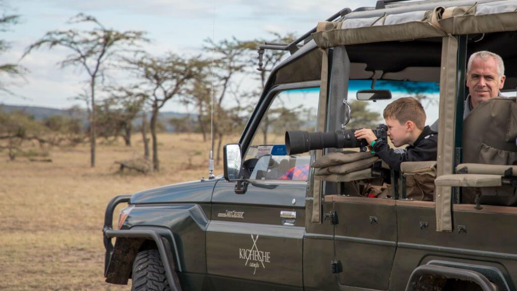Kicheche 4x4, Masai Mara, Kenya