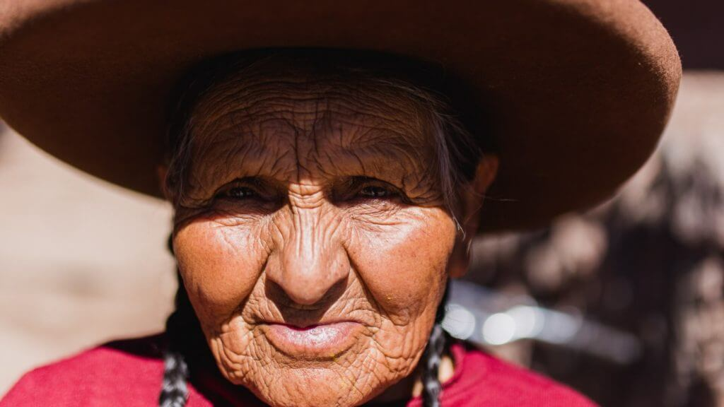 Local Woman, Colombia