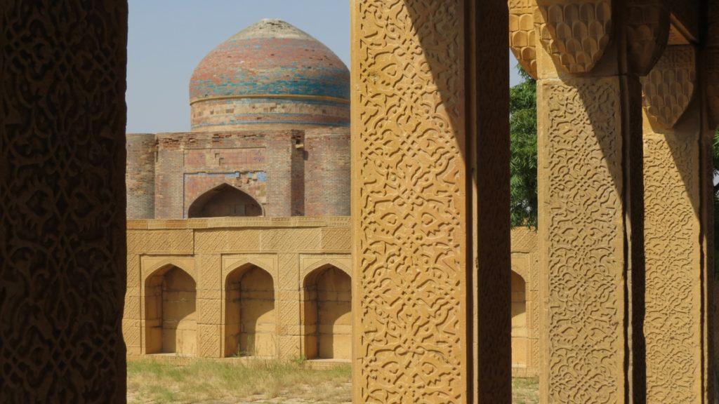 Makli Hills Necropolis, Thatta, Sindh, Pakistan