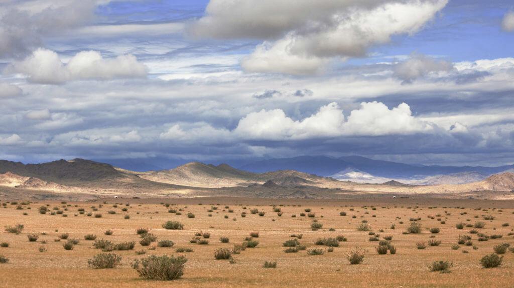 Landscape, Mongolia