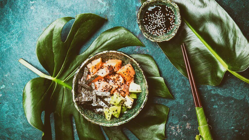salmon-poke-bowl-hawaii-recipe