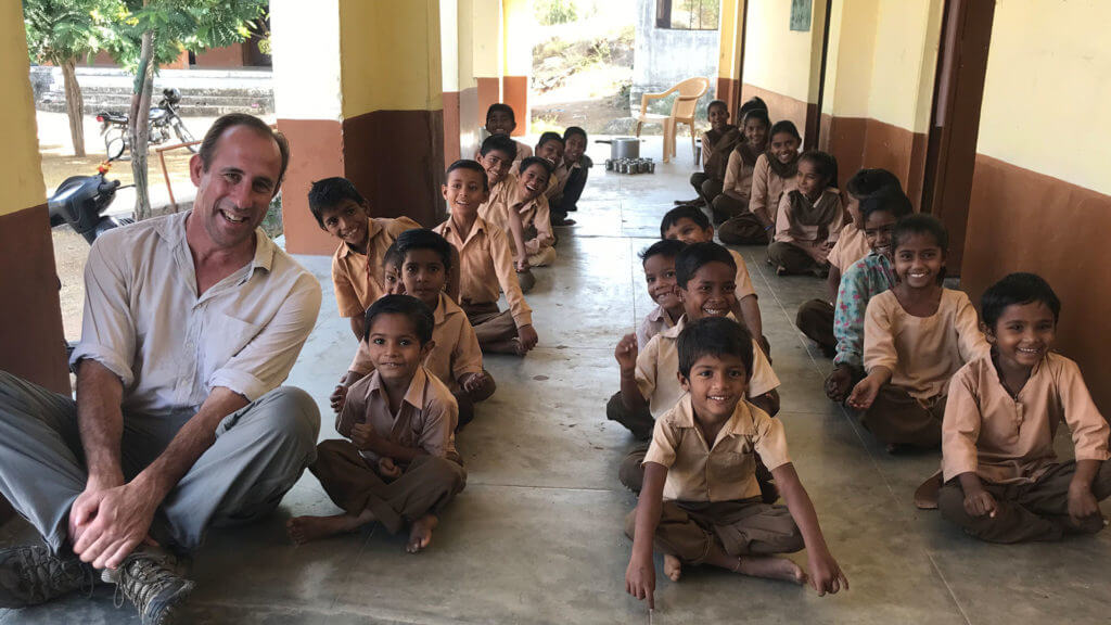 Local Schoolchildren, Meena ki Dhani, India