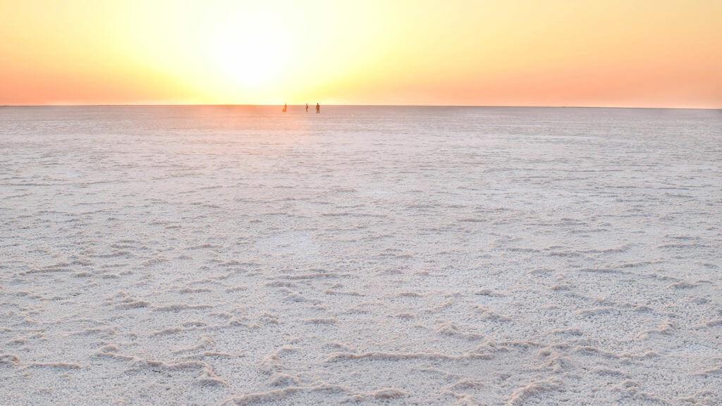Rann of Kutch salt flats