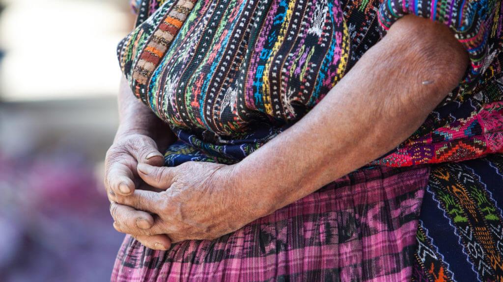Local Woman, Guatemala